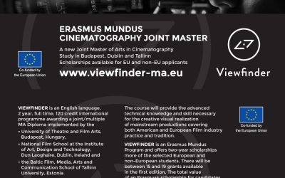 Joint Master in Cinematography in Europe