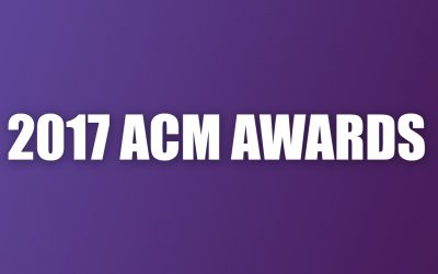 2017 ACM Awards – Deadline Extended