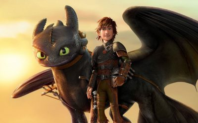 How To Train Your Dragon PD Gives Free Lecture